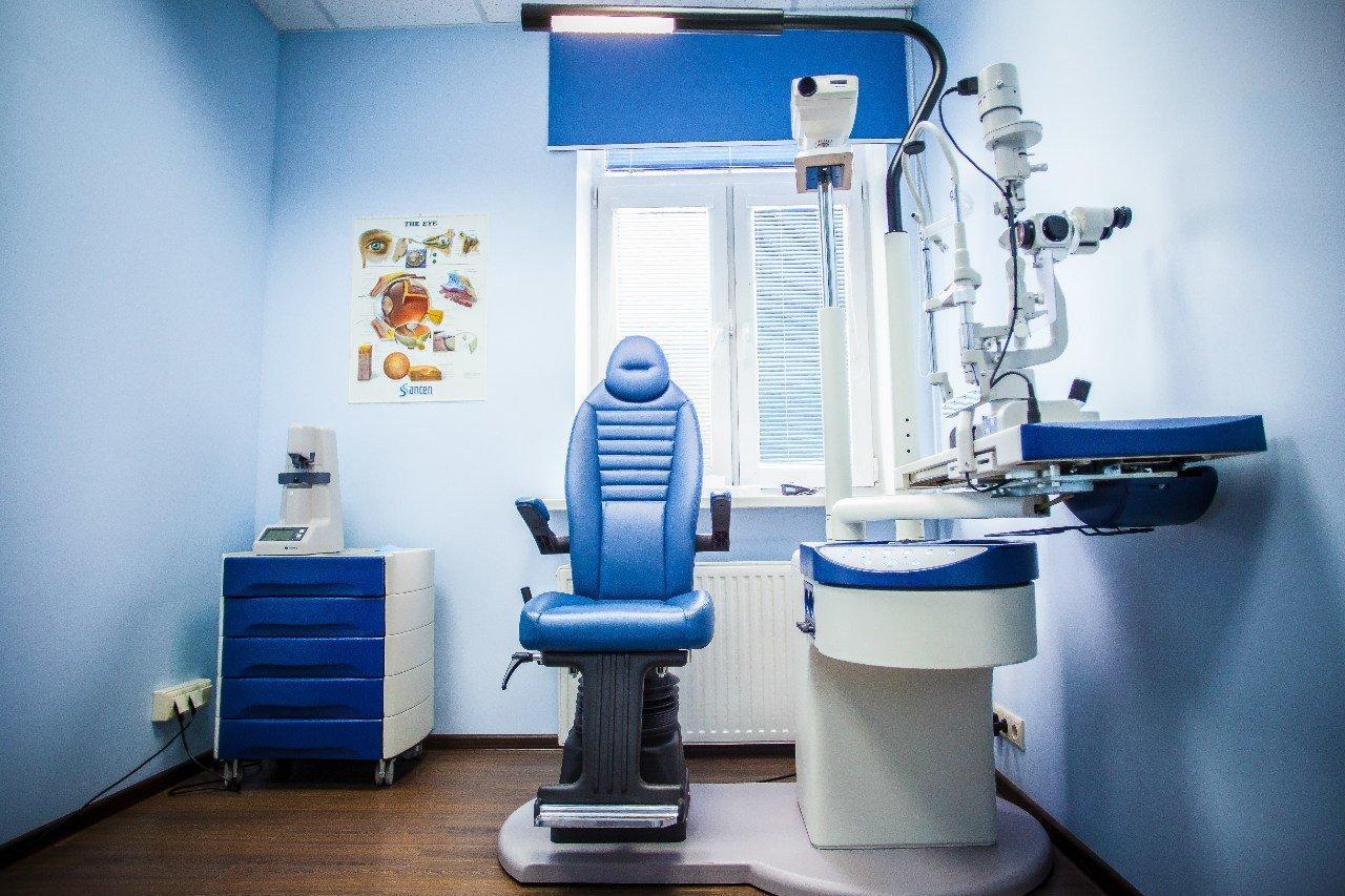 фотография Международного офтальмологического центра на Давыдковской улице