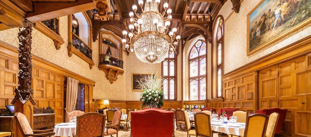 Фотогалерея - Ресторан Центрального Дома Литераторов