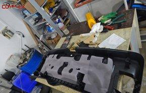 фотография Шумоизоляция багажника