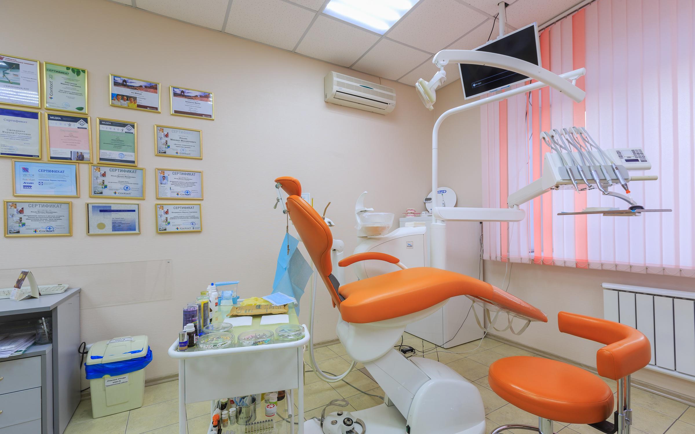 фотография Стоматологии МИО-Дент в мкр. Ветлужанка