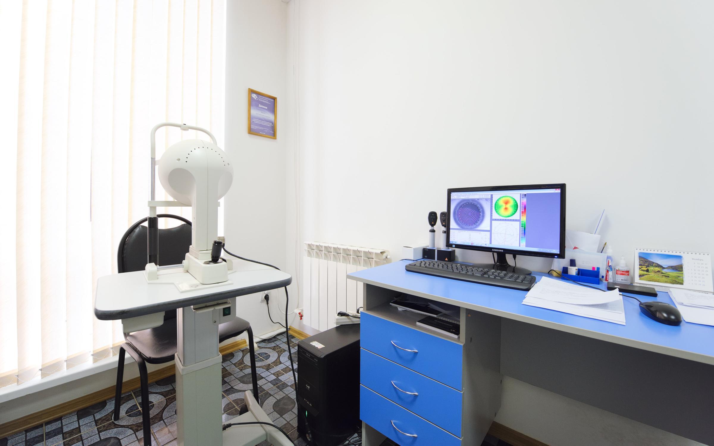 фотография Клиники Микрохирургия глаза-Воронеж на Кольцовской улице