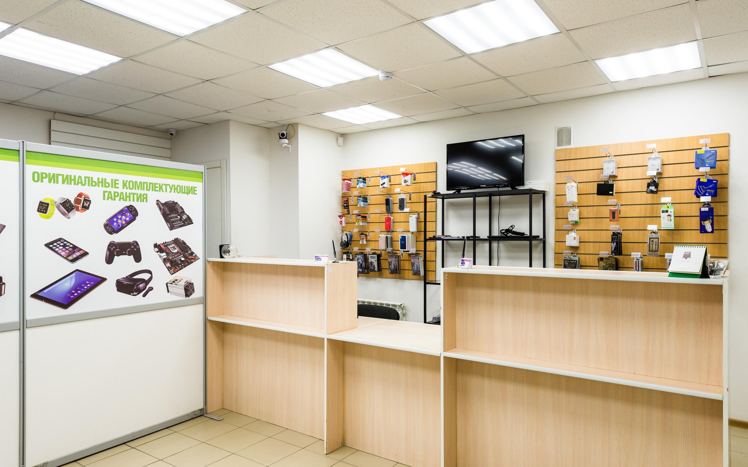фотография Сервисного центра Enter на Кантемировской улице