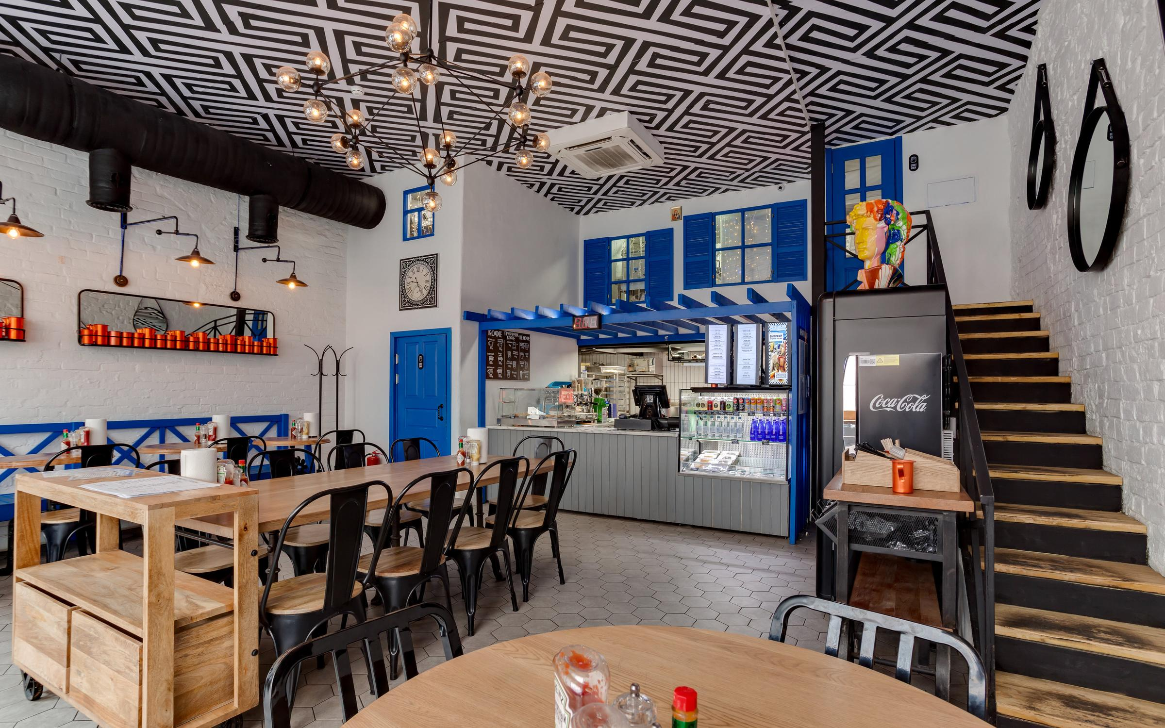 фотография Кафе Greek Freak на улице Рождественка