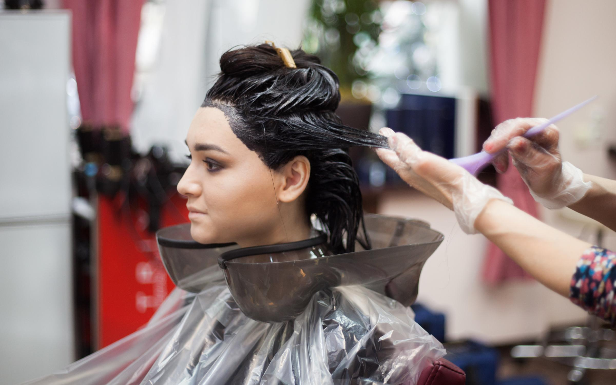 фотография Салона красоты Марципан на улице Марии Ульяновой
