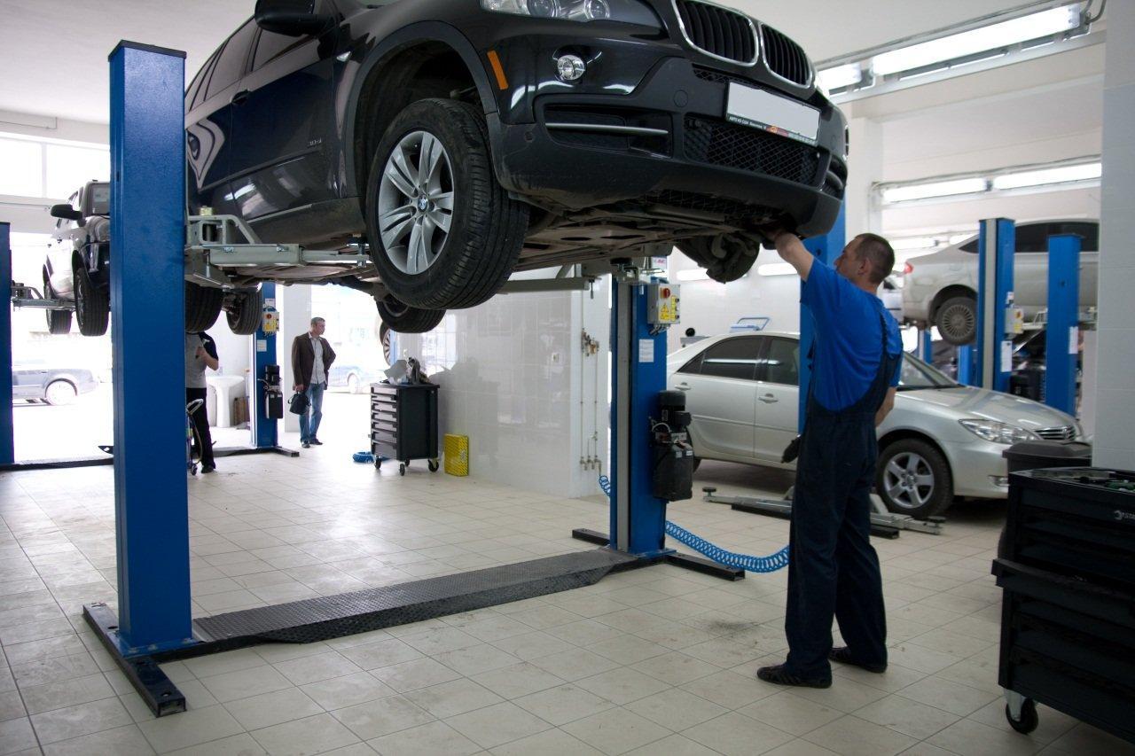 фотография Техцентра BMW в 1-м Нагатинском проезде, 15