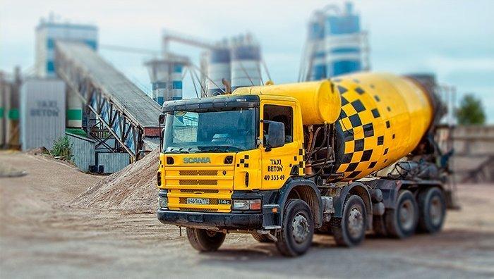такси бетон