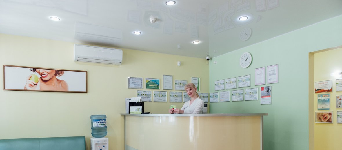Фотогалерея - Al'denta, стоматологические клиники, Красноярск