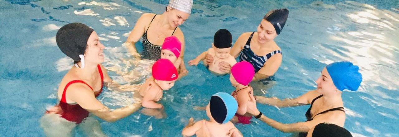фотография Школы плавания Перша в Святошинском районе