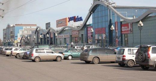 фотография ТЦ Мега на проспекте имени газеты Красноярский рабочий