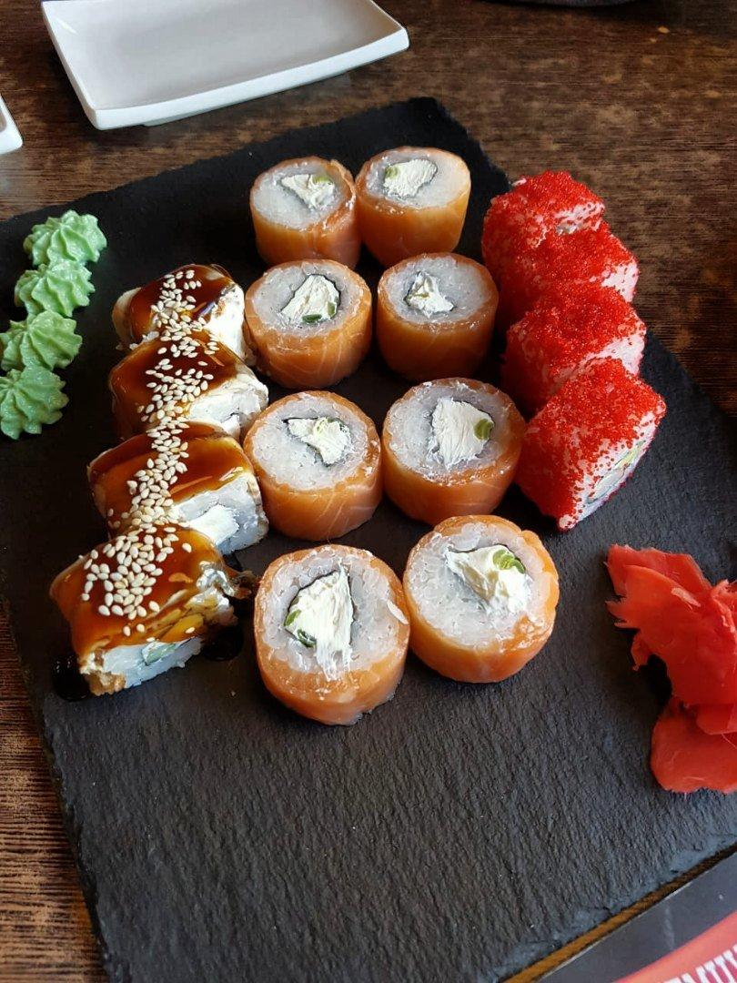 фотография Доставки суши и пиццы Жемчужина