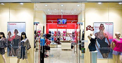11a9dbdf88a1 Магазин Triumph в ТЦ Галерея - отзывы, фото, каталог товаров, цены,  телефон, адрес и как добраться - Одежда и обувь - Санкт-Петербург - Zoon.ru