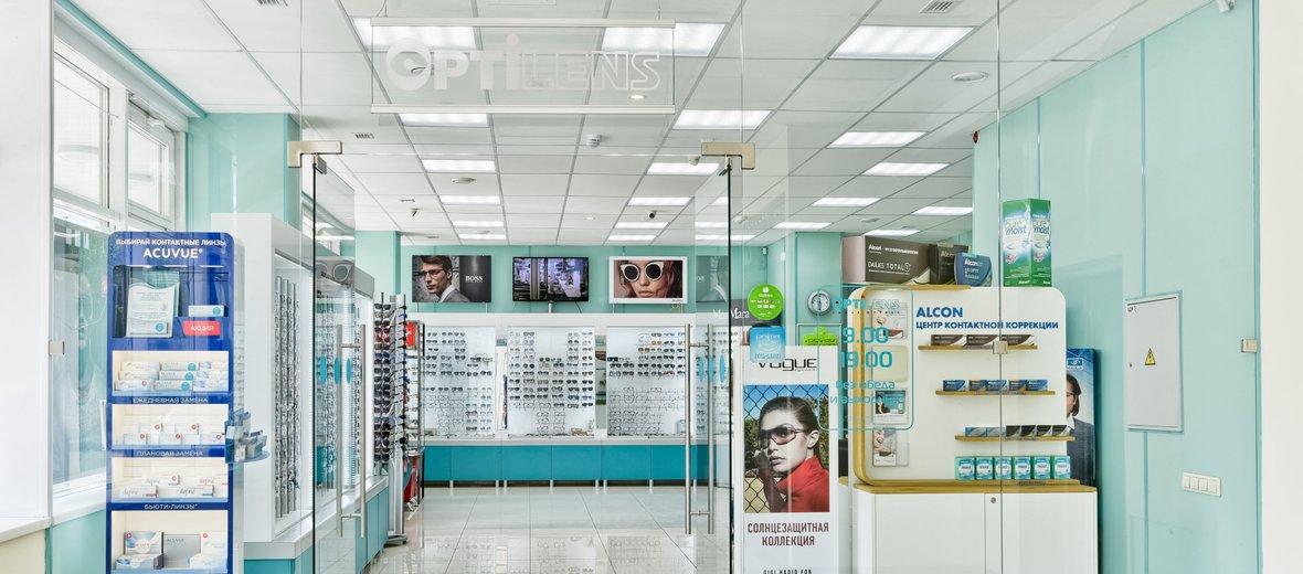 Фотогалерея - Офтальмологический центр Optilens на улице Лермонтова