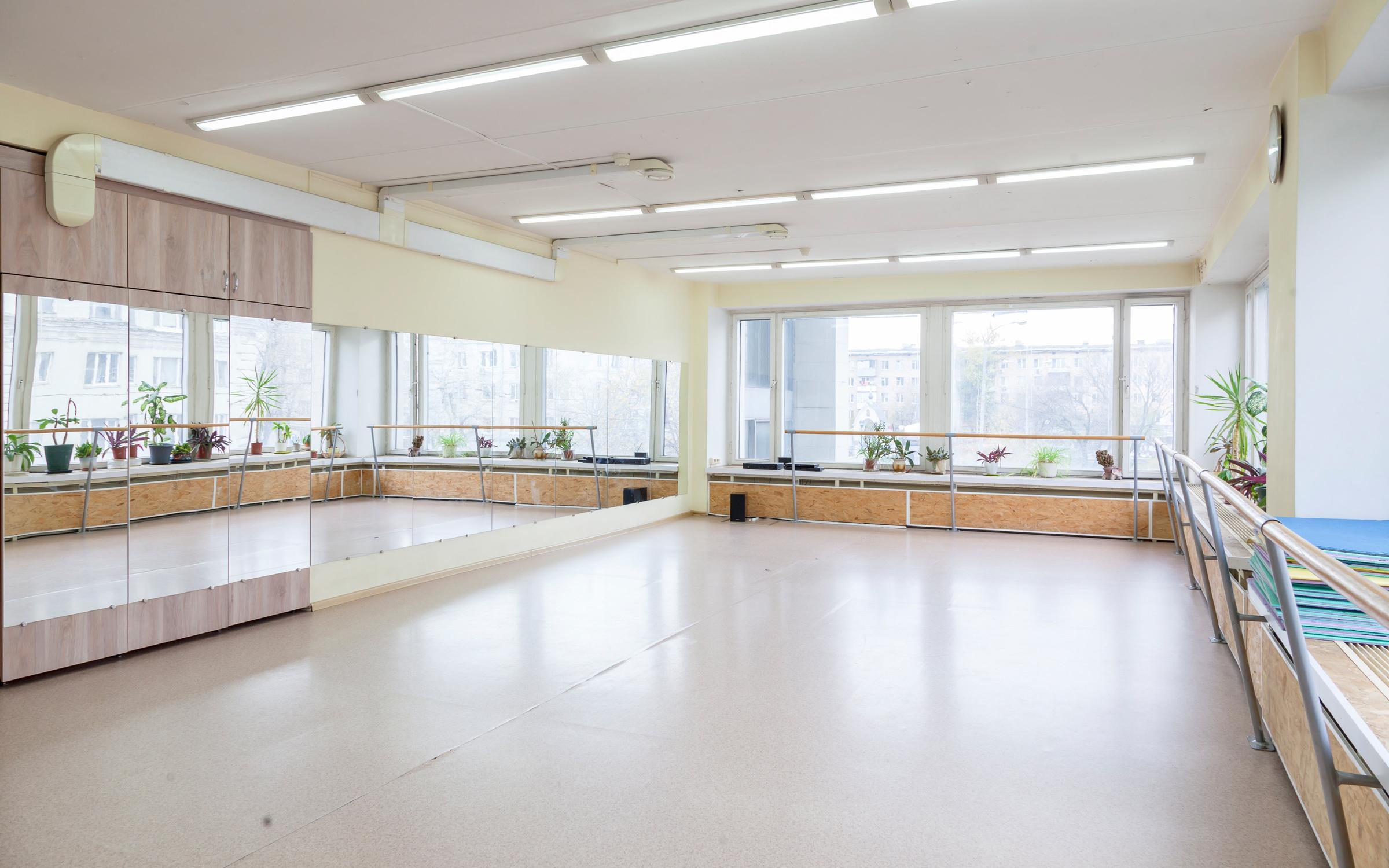 фотография Театра-студии современной хореографии Ирины Афониной и Игоря Шегай