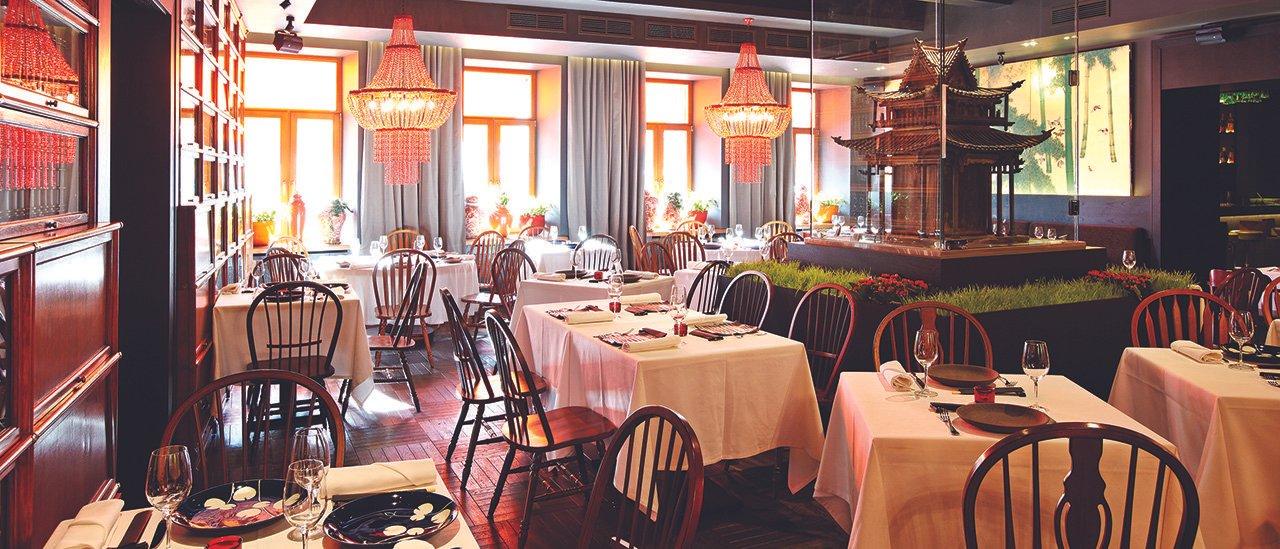 фотография Ресторана паназиатской кухни Mr Lee на метро Кузнецкий мост