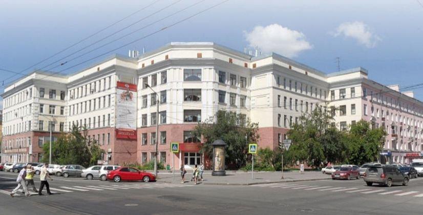 фотография Университетская клиника КрасГМУ на улице Карла Маркса