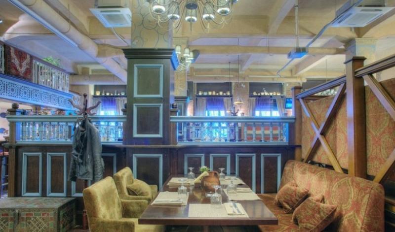 фотография Ресторана Хмели Сунели на улице Ленина