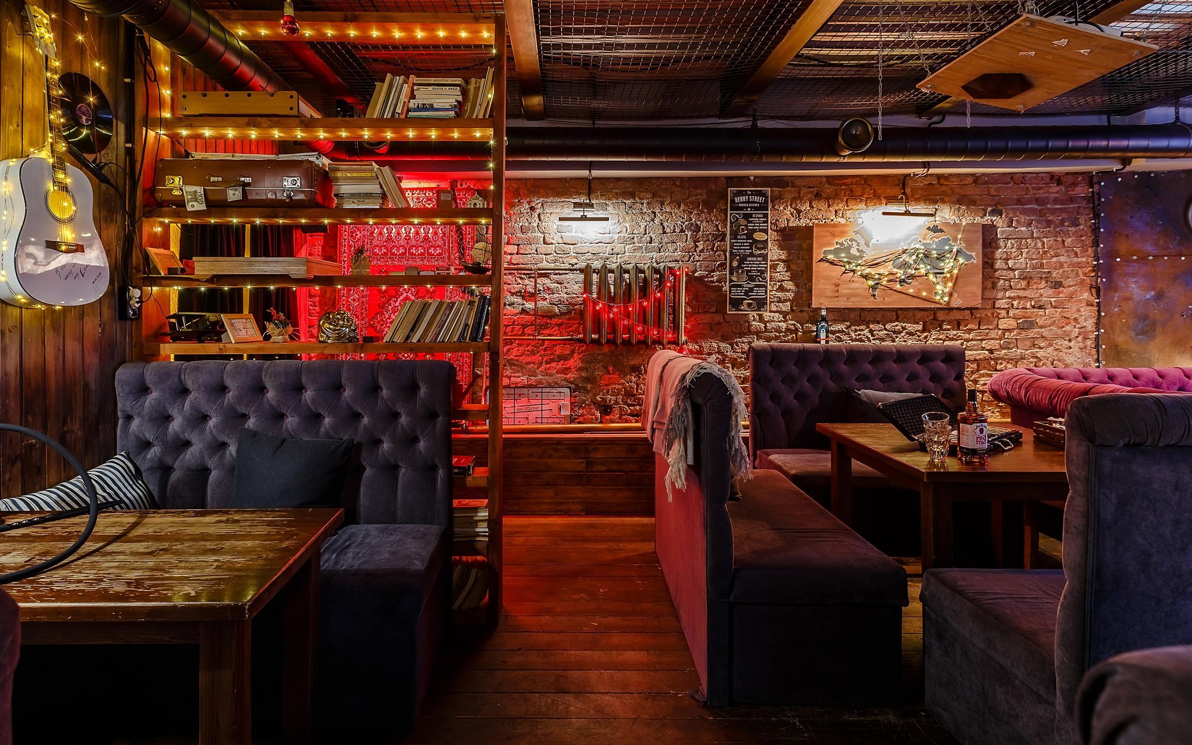 фотография Lockout Lounge Bar на Лиговском проспекте, 117