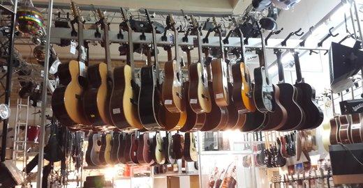 фотография Музыкального магазина DoubleTone на метро ВДНХ