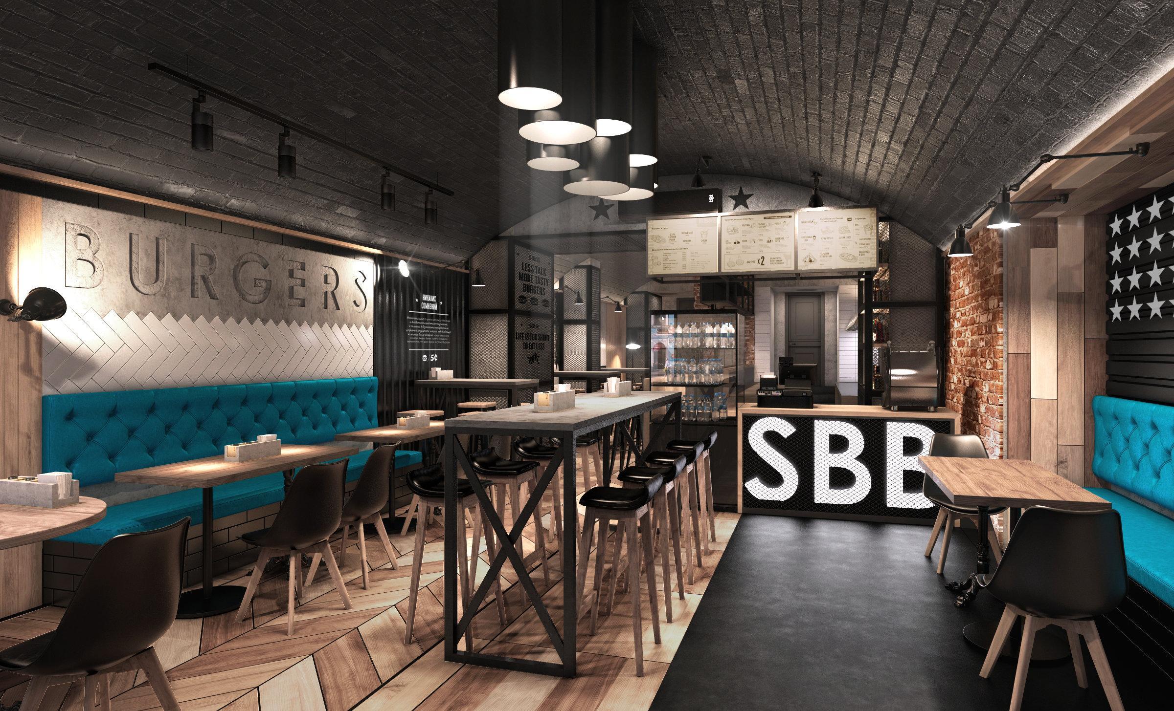 фотография Бургерной SB Burgers на Невском проспекте, 27