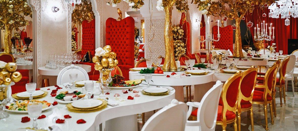 Фотогалерея - Ресторан DESERT ROSE