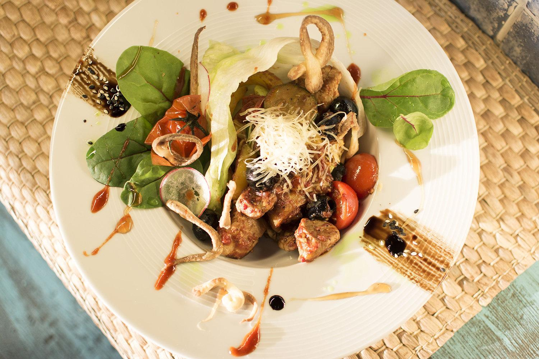 фотография Ресторана-караоке Marrakech на улице Елькина, 45а