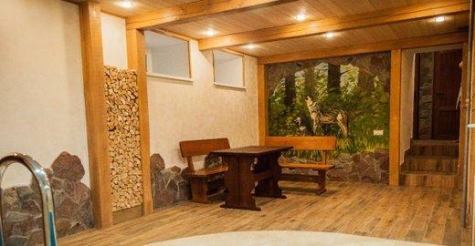 фотография Банные Патио и Мини-Отель в экопарке Раздолье