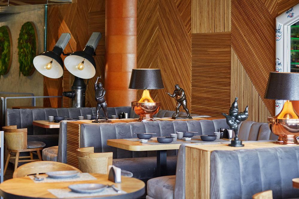 фотография Японского ресторана Тоторо на Кутузовском проспекте