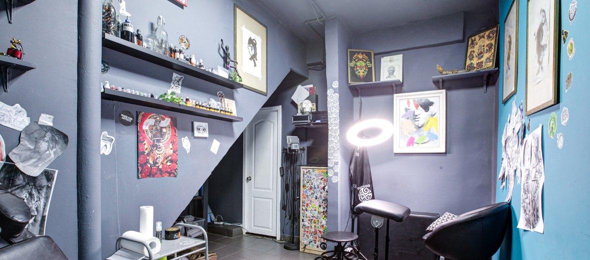 Фотогалерея - Студия татуировки и пирсинга R.t.e.