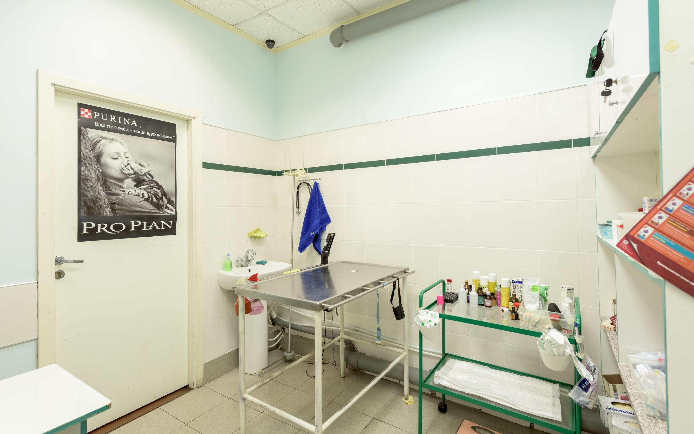 9 больница балаклава карта