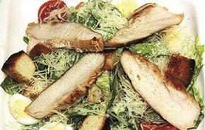 Цена салат цезарь в ресторанах