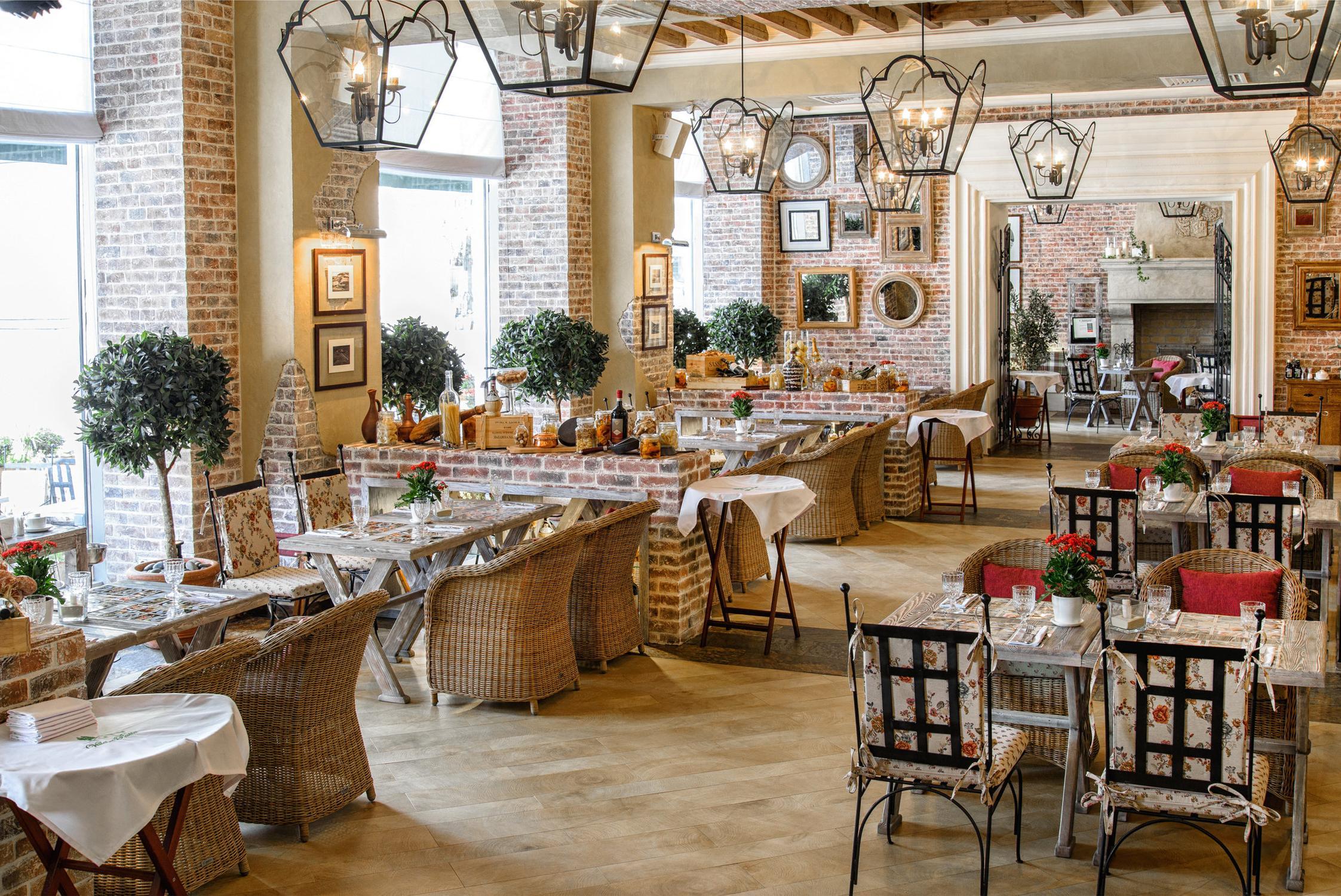 фотография Ресторана Villa Pasta на улице Большая Дмитровка