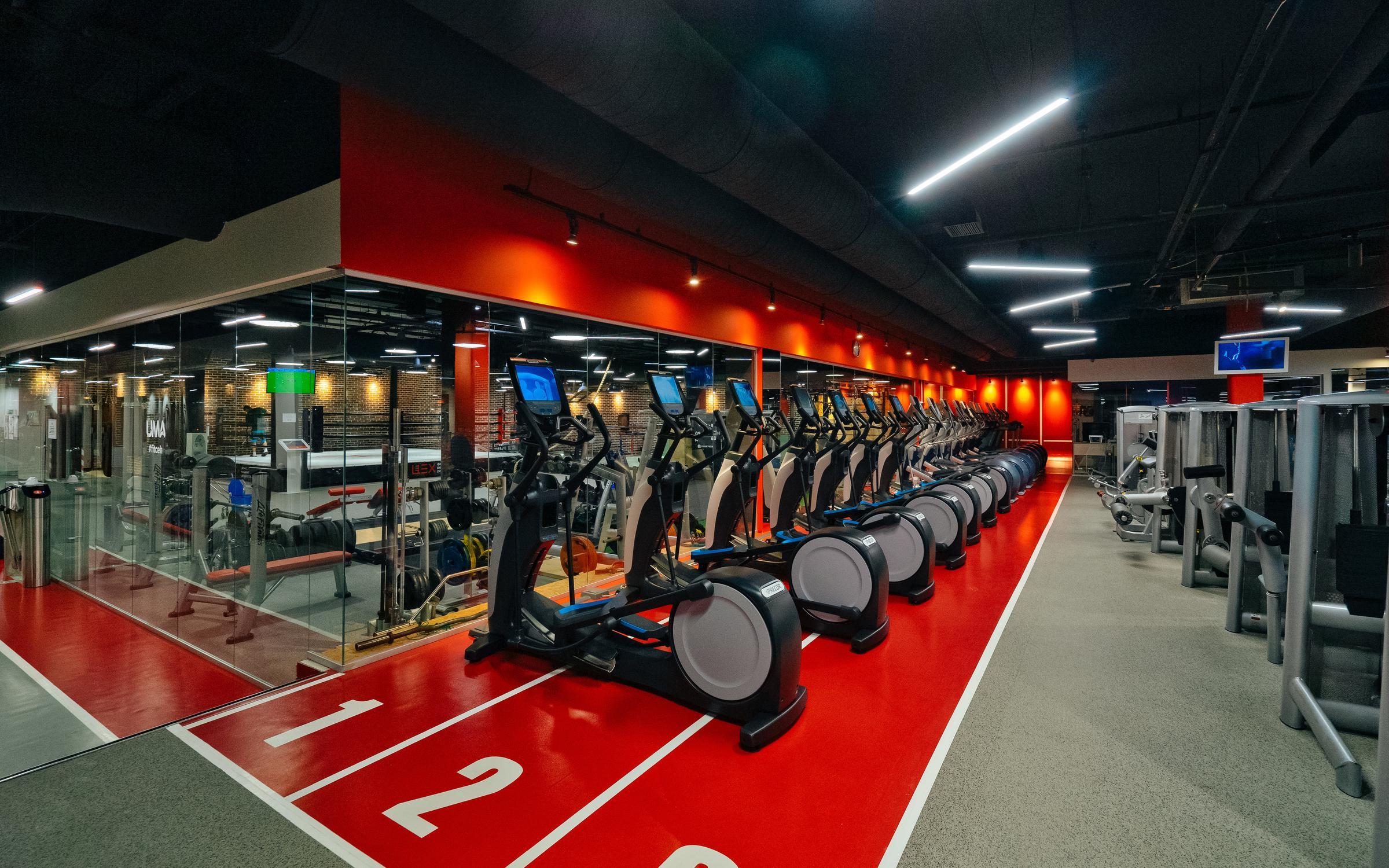 фотография Фитнес-центра 100% в Солнцево