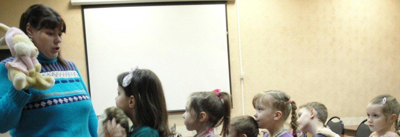 фотография Детского клуба Библиглотик на улице Софьи Ковалевской