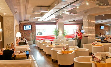 фотография Ресторана японской кухни Pro Sushi в ТЦ Sbs Megamall