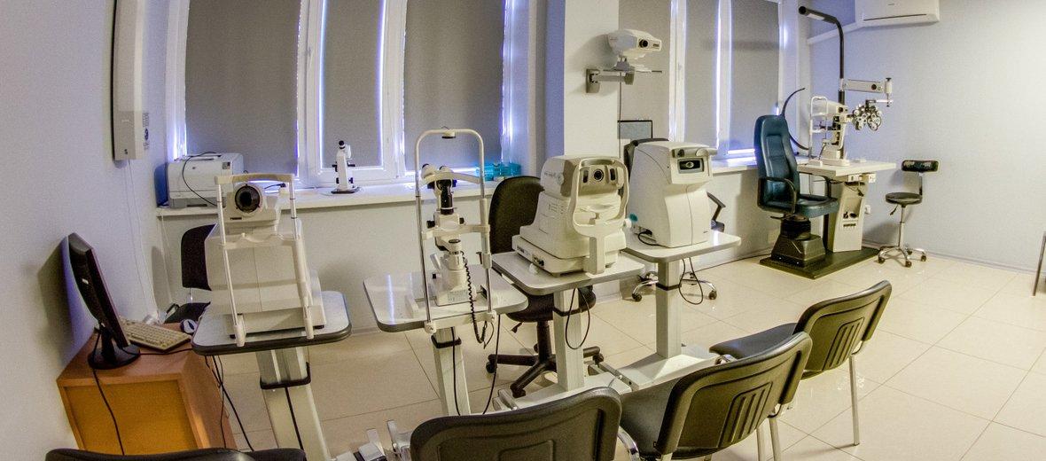 Фотогалерея - Офтальмологическая клиника Межрегиональный лазерный центр на бульваре Здоровья