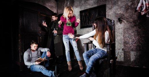 фотография Компании по организации квестов Scream Quest на метро Горьковская
