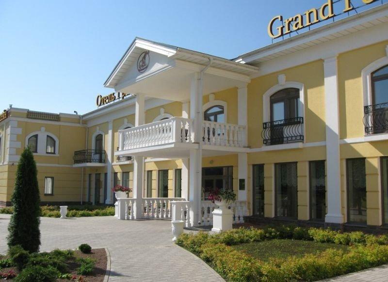 фотография СПА-отеля Гранд Петергоф