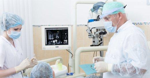 фотография Стоматологической клиники доктора Тёмкина на метро Петровский парк