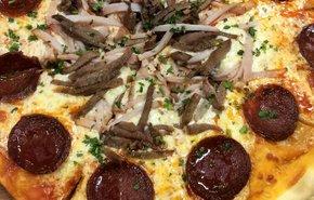 фотография Пицца мясная