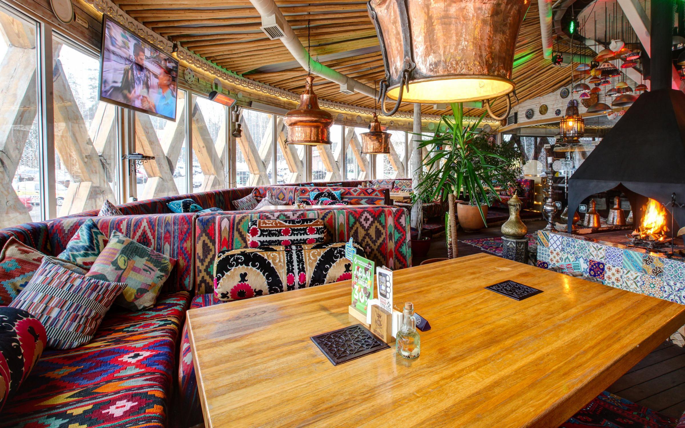 фотография Ресторана Чайхона №1 Тимура Ланского в Жуковке