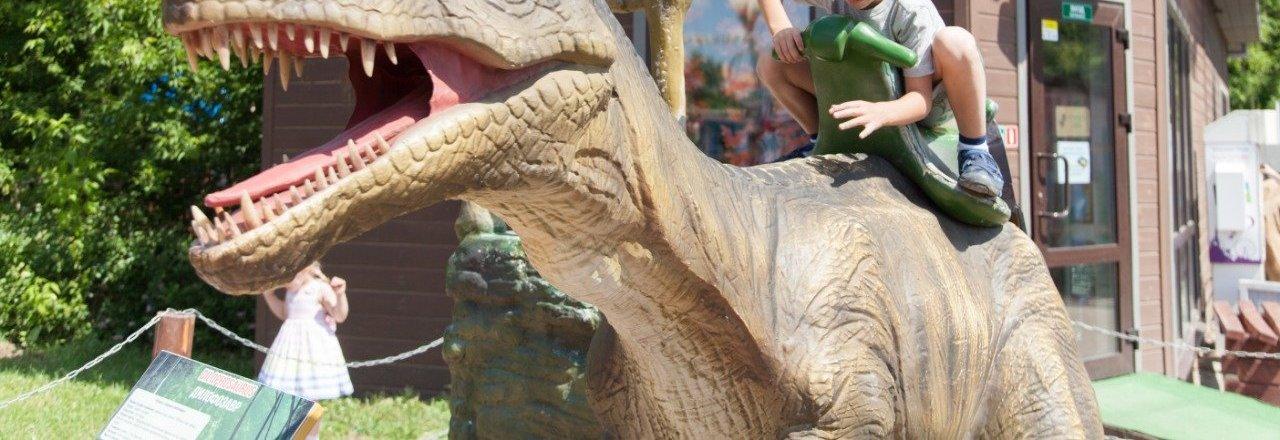 фотография Магазина игрушек динозавров DinoShop на Крылатской улице