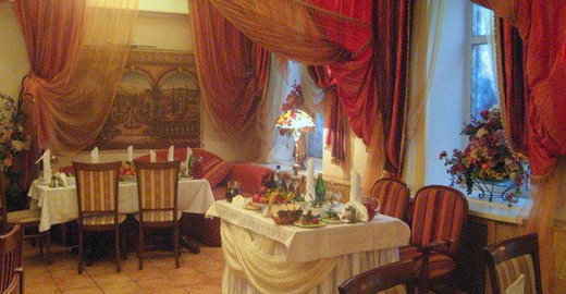 фотография Ресторана Любимый город на улице Кедрова