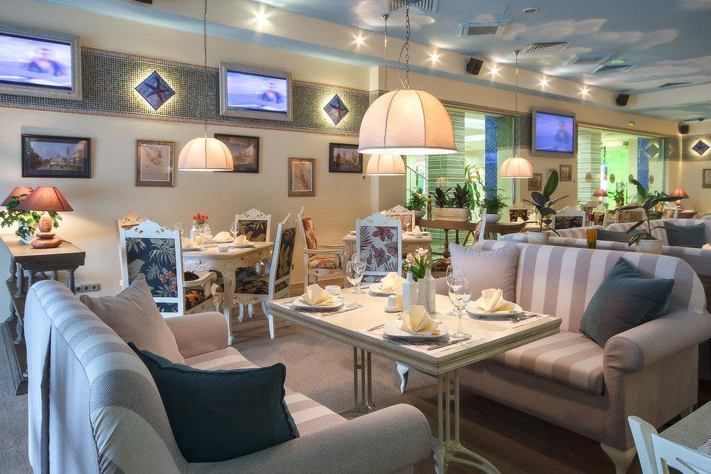 фотография Ресторана IL Canto в гостиничном комплексе Альфа