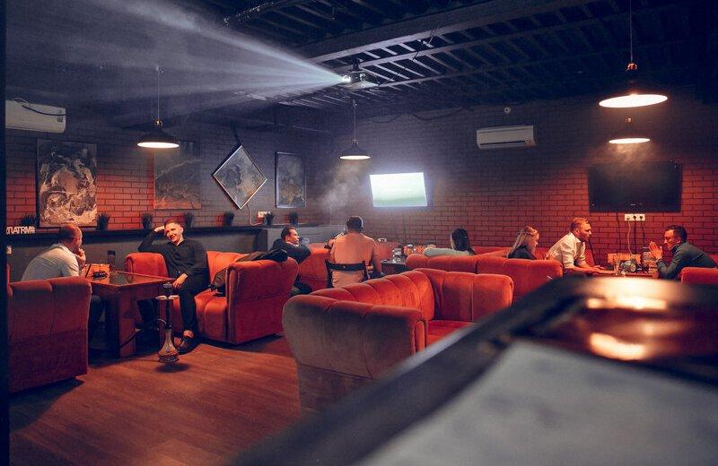 Фотогалерея - Кальянная Five Lounge Lubyanka в Милютинском переулке