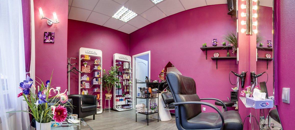 Фотогалерея - Салон-парикмахерская Идеал-Стиль в районе метро Теплый Стан