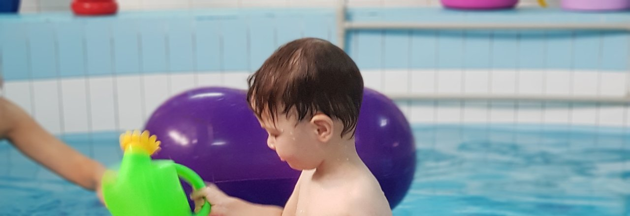 фотография Центра грудничкового и дошкольного плавания Алёны Якуб