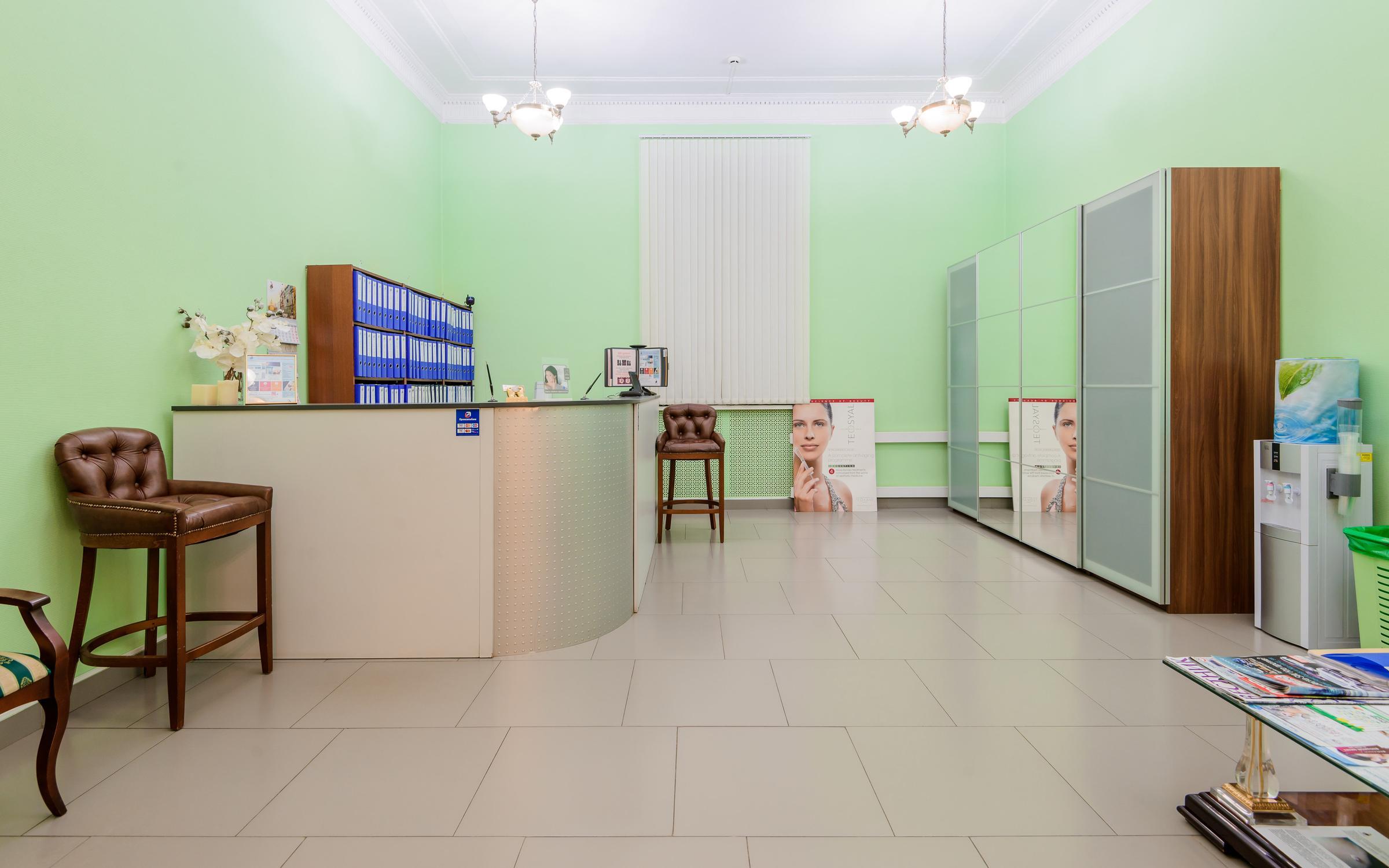 фотография Косметологической клиники Институт красоты на Гороховой улице, 6