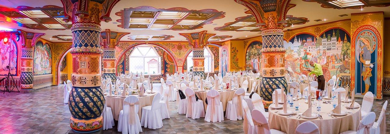 фотография Банкетного зала Боярский в развлекательном комплексе Кремль в Измайлово