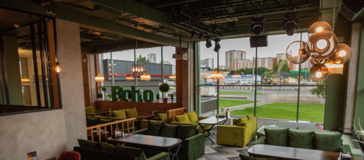 Фотогалерея - Кальянная Boho Lounge на Дмитровском шоссе