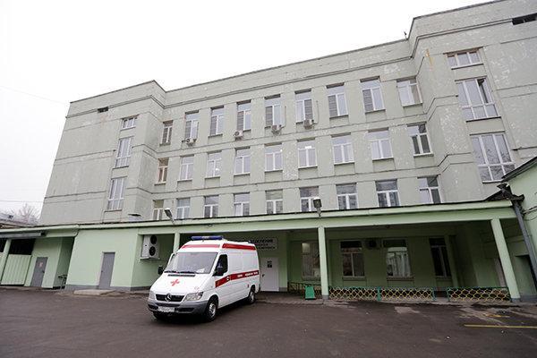 фотография Городской клинической больницы №67 им. Л.А. Ворохобова  на улице Саляма Адиля, 2